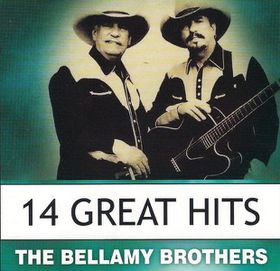 Bellamy Brothers - 14 Great Hits (CD)