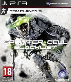 Splinter Cell: Blacklist - Essentials (PS3)