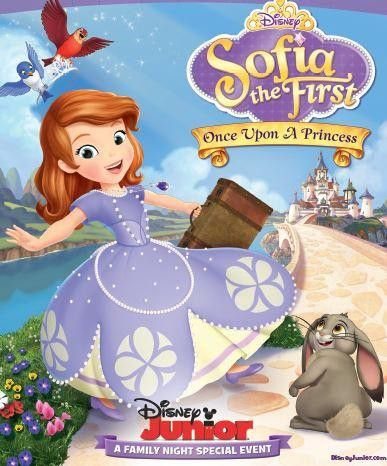 Disney Sofia The First Once Upon A Princess dvd  Buy Online in