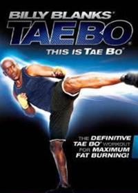 Billy Blanks This is Tae Bo (DVD)