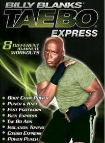 Billy Blanks Taebo Express (DVD)