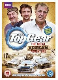 Top Gear: The Great African Adventure - (Import DVD)