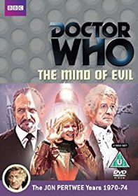 Doctor Who: The Mind Of Evil - (Import DVD)