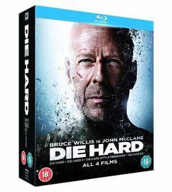 Die Hard Quadrilogy - (Import Blu-ray)