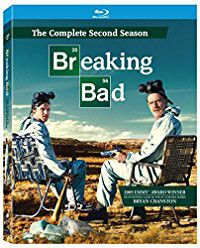 Breaking Bad Season 2 (Blu-ray)