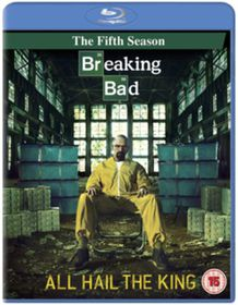 Breaking Bad: Season Five - Part 1 - (Import Blu-ray)