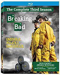 Breaking Bad Season 3 (Blu-ray)