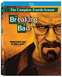 Breaking Bad Season 4 (Blu-ray)