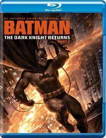 Batman: The Dark Knight Returns - Part 2 - (Import Blu-ray)
