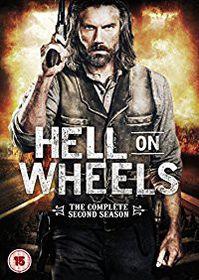 Hell On Wheels Season 2 (DVD)