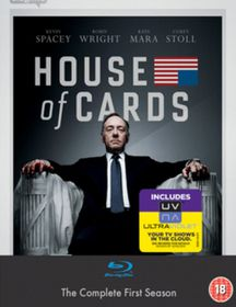 House Of Cards Season 1 (Blu-ray)
