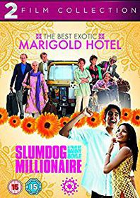 The Best Exotic Marigold Hotel/Slumdog Millionaire (DVD)