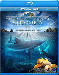World Natural Heritage - Colombia (3D Blu-ray)