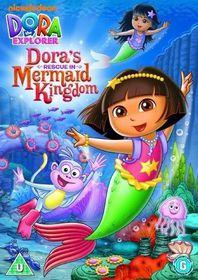 Dora The Explorer: Dora'S Rescue In The Mermaid Kingdom - (Import DVD)