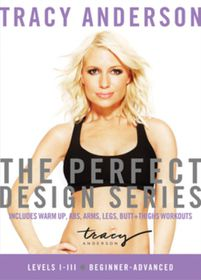 Tracy Anderson'S Perfect Design Series: Sequence 1-3 (DVD)
