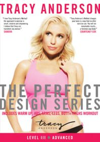 Tracy Anderson Perfect Design Series - Level III (DVD)