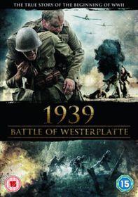 1939 Battle Of Westerplatte (DVD)