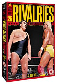 Wwe: Top 25 Rivalries - (Import DVD)