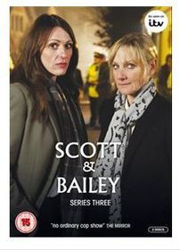 Scott And Bailey: Series 3 - (Import DVD)
