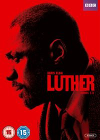 Luther - Series 1-3 Box Set (DVD)