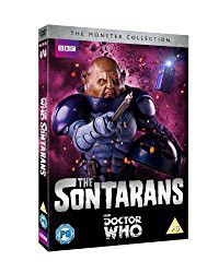 Doctor Who: The Monster Collection - Sontarans - (Import DVD)