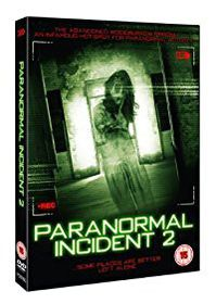 The Paranormal Incident 2 (DVD)