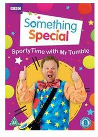 Something Special: Sporty Time With Mr.Tumble - (Import DVD)