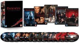 Damages Season 1-5 (DVD)