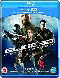 G.I. Joe: Retaliation 3D (Blu-ray)