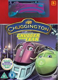 Chuggington: Chugger Of The Year (Import DVD)