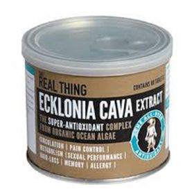 The Real Thing Ecklonia Cava Extract Tablets - 60
