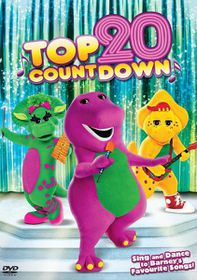 Barney Top 20 Countdown (DVD)