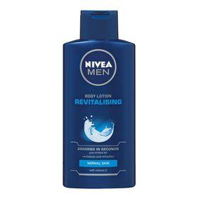 Nivea For Men  Revitalising Lotion 400ml-80256