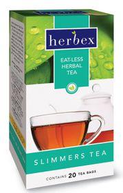 Herbex Slimmers Eat-Less Tea - 20