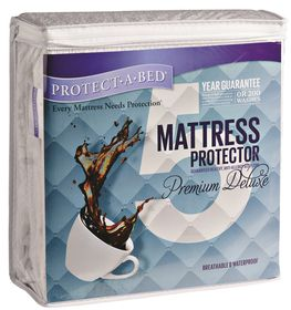 Protect-A-Bed - Premium Deluxe Mattress Protector