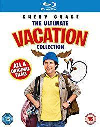 National Lampoon's Vacations Box Set (Blu-ray)