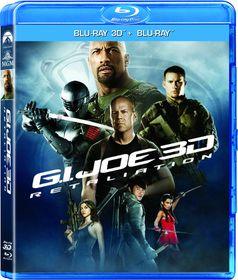 G.I. Joe Retaliation (3D Blu-ray)
