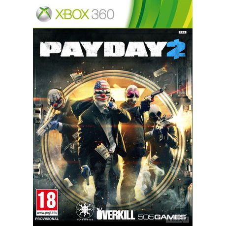 Pay Day 2 (Xbox 360)
