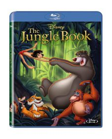 Walt Disney's The Jungle Book (Blu-ray)