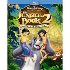 Walt Disney's Jungle Book 2 (Blu-ray)