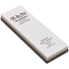 Global - Rough Ceramic Stone - White