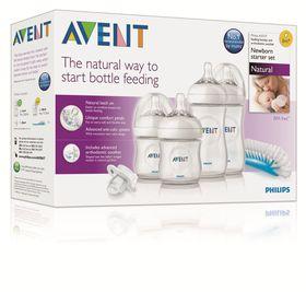 Avent - Newborn Natural Starter Set