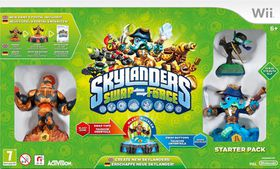 Skylanders Swap Force Starter Pack (Wii)