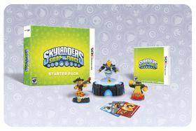 Skylanders Swap Force Starter Pack (3DS)