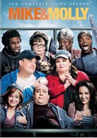 Mike & Molly Season 3 (DVD)
