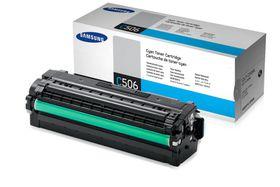 Samsung CLT-C506L Cyan Laser Toner Cartridge