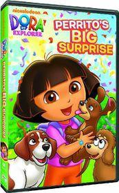 Dora The Explorer: Dora's Perrito's Big Surprise (DVD)