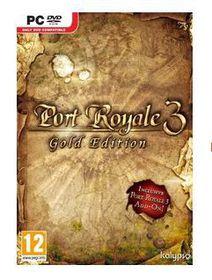 Port Royale 3 Gold (PC)