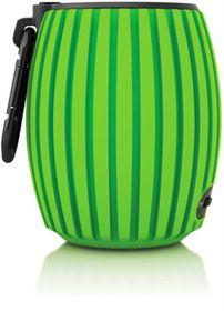 Philips Wireless and Universal Music Speakers - Green
