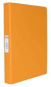 Bantex A4 2 O-Ring PVC 25mm Ringbinder - Orange